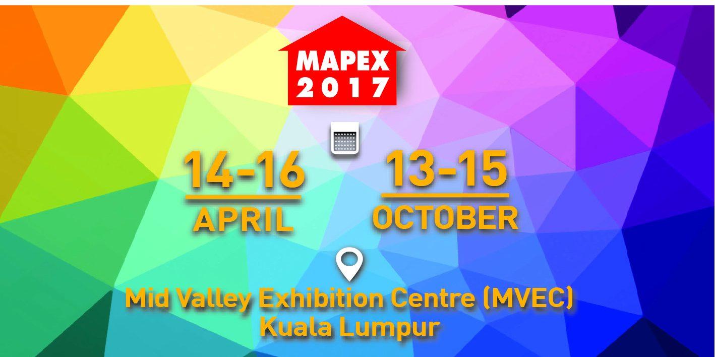 MAPEX 2017 - Web Banner