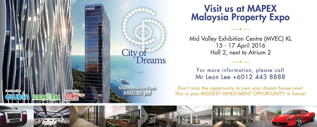 Zeon Properties Ad
