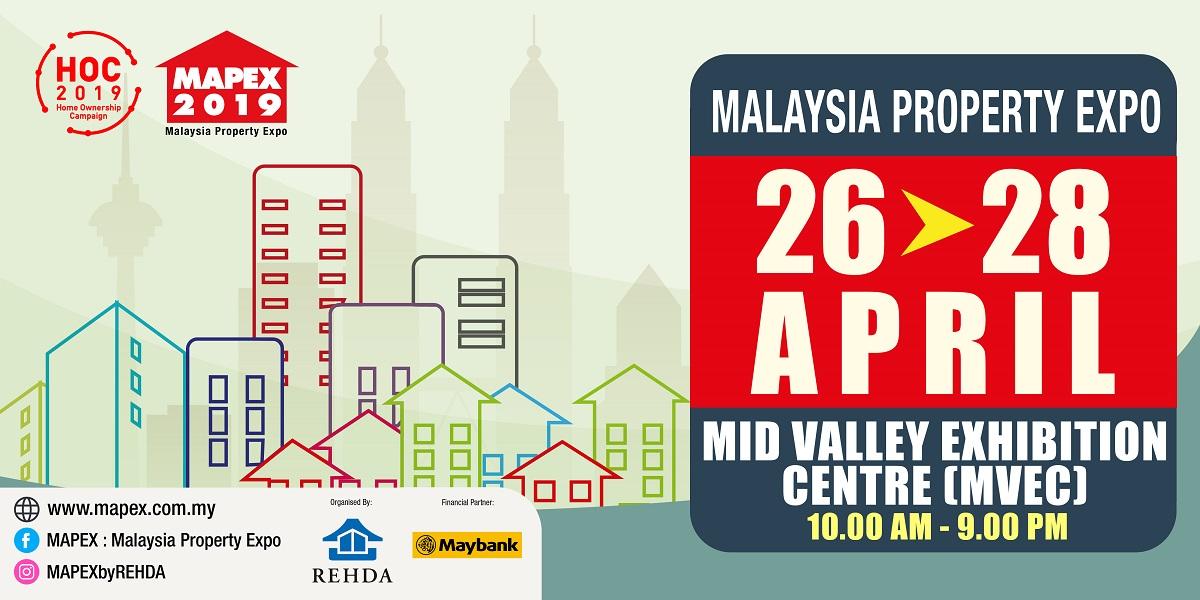 Malaysia Property Expo Ahomeforbettertomorrow